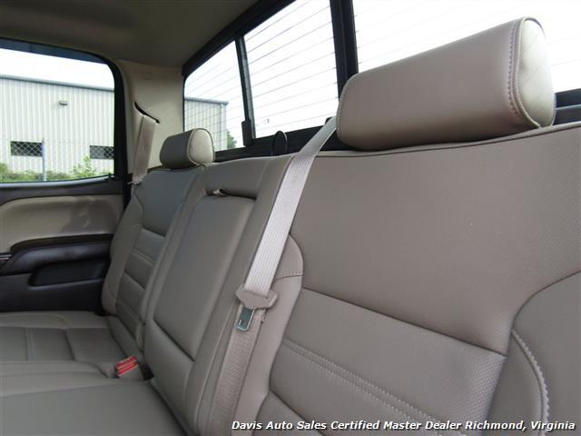 2015 GMC Sierra 3500 Denali 6.6 Duramax Diesel 4X4 Dually Crew Cab LB - Photo 11 - Richmond, VA 23237