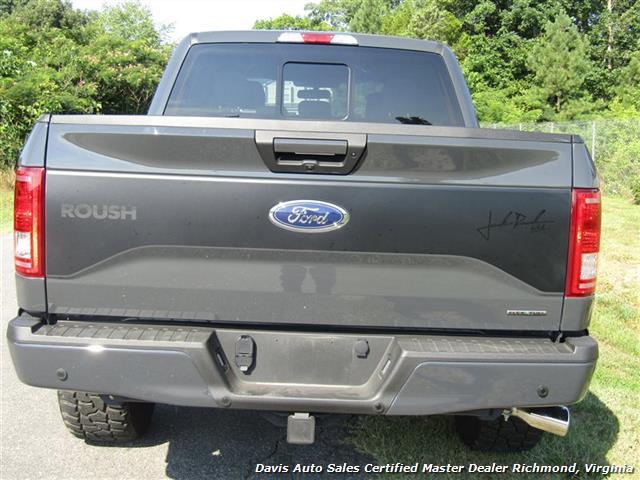 2016 Ford F-150 Roush Edition Supercharged Lifted 4X4 SuperCrew SB - Photo 4 - Richmond, VA 23237