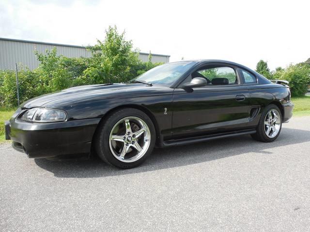 1997 ford mustang cobra transmission