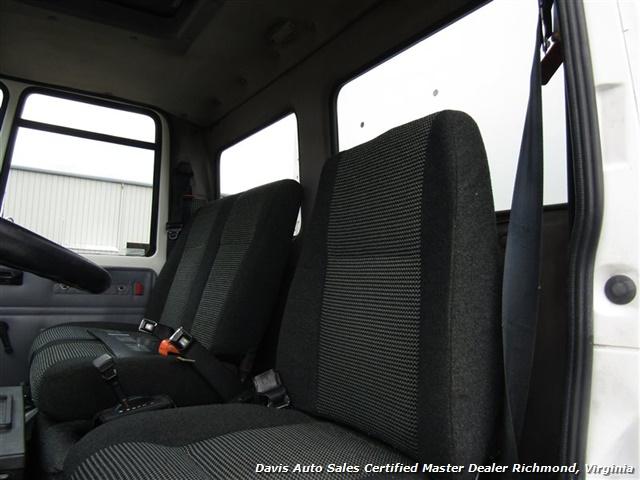 1995 Ford F700 CF7000 Cargo Series Diesel Roll Up 24 Foot Box Truck Van - Photo 9 - Richmond, VA 23237