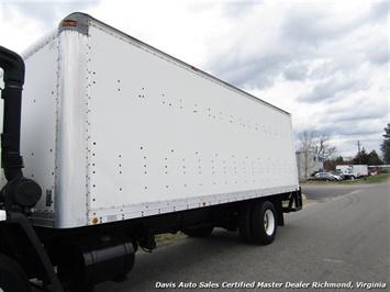 1995 Ford F700 CF7000 Cargo Series Diesel Roll Up 24 Foot Box Truck Van - Photo 12 - Richmond, VA 23237