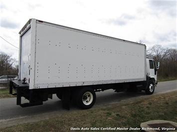 1995 Ford F700 CF7000 Cargo Series Diesel Roll Up 24 Foot Box Truck Van - Photo 19 - Richmond, VA 23237