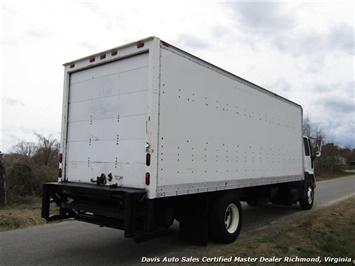 1995 Ford F700 CF7000 Cargo Series Diesel Roll Up 24 Foot Box Truck Van - Photo 18 - Richmond, VA 23237