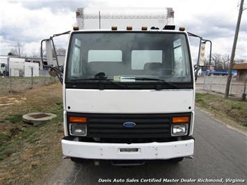 1995 Ford F700 CF7000 Cargo Series Diesel Roll Up 24 Foot Box Truck Van - Photo 23 - Richmond, VA 23237