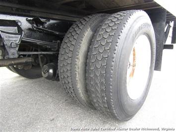 1995 Ford F700 CF7000 Cargo Series Diesel Roll Up 24 Foot Box Truck Van - Photo 17 - Richmond, VA 23237