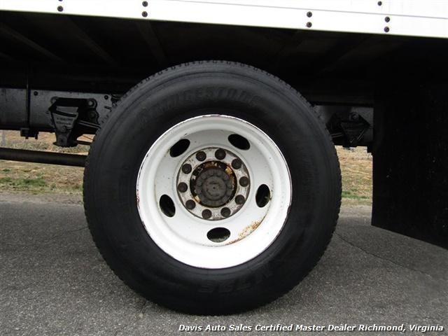 1995 Ford F700 CF7000 Cargo Series Diesel Roll Up 24 Foot Box Truck Van - Photo 25 - Richmond, VA 23237