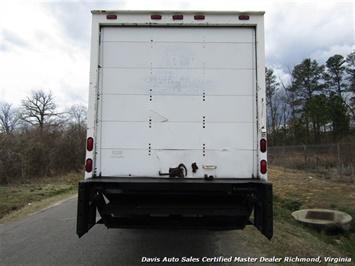 1995 Ford F700 CF7000 Cargo Series Diesel Roll Up 24 Foot Box Truck Van - Photo 13 - Richmond, VA 23237