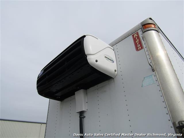 2004 Ford F-550 Super Duty XL Power Stroke Turbo Diesel Regular Cab Refrigerated Box - Photo 3 - Richmond, VA 23237