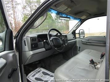 2004 Ford F-550 Super Duty XL Power Stroke Turbo Diesel Regular Cab Refrigerated Box - Photo 17 - Richmond, VA 23237