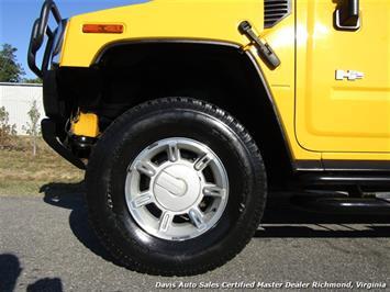 2003 Hummer H2 Lux Series 4X4 Yellow - Photo 10 - Richmond, VA 23237
