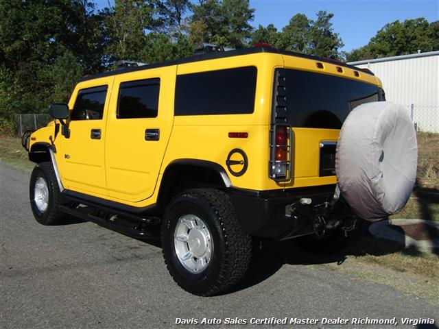2003 Hummer H2 Lux Series 4X4 Yellow - Photo 3 - Richmond, VA 23237