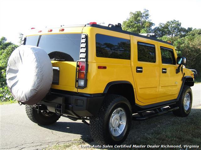 2003 Hummer H2 Lux Series 4X4 Yellow - Photo 11 - Richmond, VA 23237