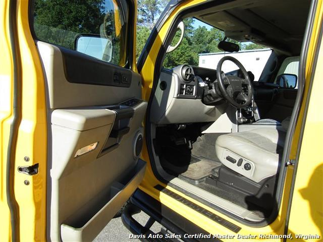 2003 Hummer H2 Lux Series 4X4 Yellow - Photo 5 - Richmond, VA 23237