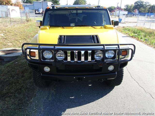 2003 Hummer H2 Lux Series 4X4 Yellow - Photo 25 - Richmond, VA 23237