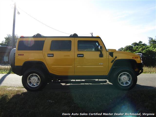 2003 Hummer H2 Lux Series 4X4 Yellow - Photo 12 - Richmond, VA 23237