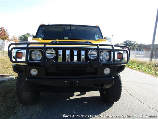 2003 Hummer H2 Lux Series 4X4 Yellow - Photo 14 - Richmond, VA 23237