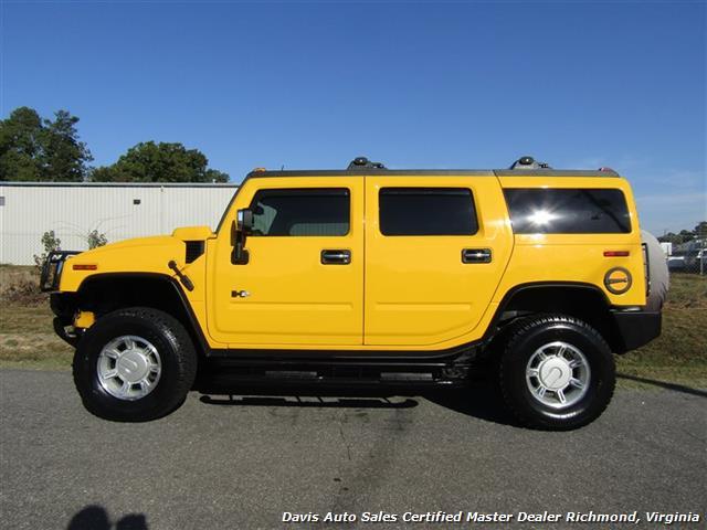 2003 Hummer H2 Lux Series 4X4 Yellow - Photo 2 - Richmond, VA 23237