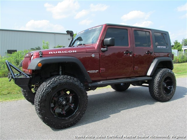 2008 Jeep Wrangler Unlimited Rubicon   Photo 1   Richmond, VA 23237
