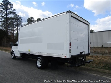 2011 GMC Savana 3500 Cargo 16 Foot Commerical Work Supreme Box Cube Van Walk Ramp - Photo 3 - Richmond, VA 23237