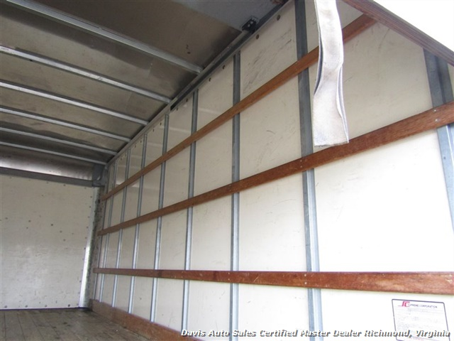 2011 GMC Savana 3500 Cargo 16 Foot Commerical Work Supreme Box Cube Van Walk Ramp - Photo 11 - Richmond, VA 23237