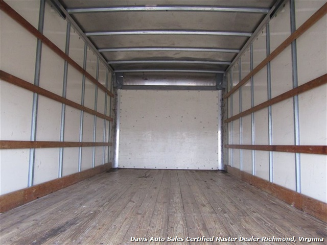2011 GMC Savana 3500 Cargo 16 Foot Commerical Work Supreme Box Cube Van Walk Ramp - Photo 5 - Richmond, VA 23237