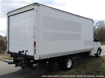 2011 GMC Savana 3500 Cargo 16 Foot Commerical Work Supreme Box Cube Van Walk Ramp - Photo 13 - Richmond, VA 23237