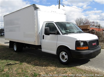 2011 GMC Savana 3500 Cargo 16 Foot Commerical Work Supreme Box Cube Van Walk Ramp - Photo 15 - Richmond, VA 23237