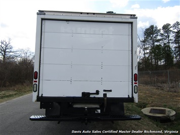 2011 GMC Savana 3500 Cargo 16 Foot Commerical Work Supreme Box Cube Van Walk Ramp - Photo 4 - Richmond, VA 23237