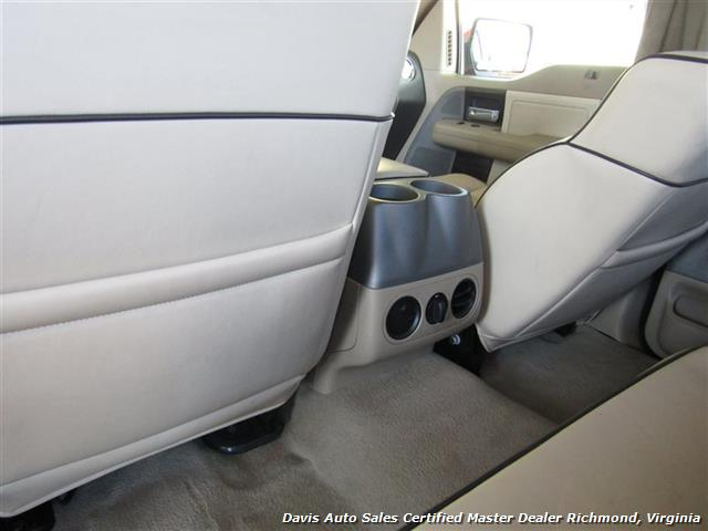 2008 Lincoln Mark LT 4X4 Super Crew Cab Short Bed Luxury Loaded Rare - Photo 20 - Richmond, VA 23237