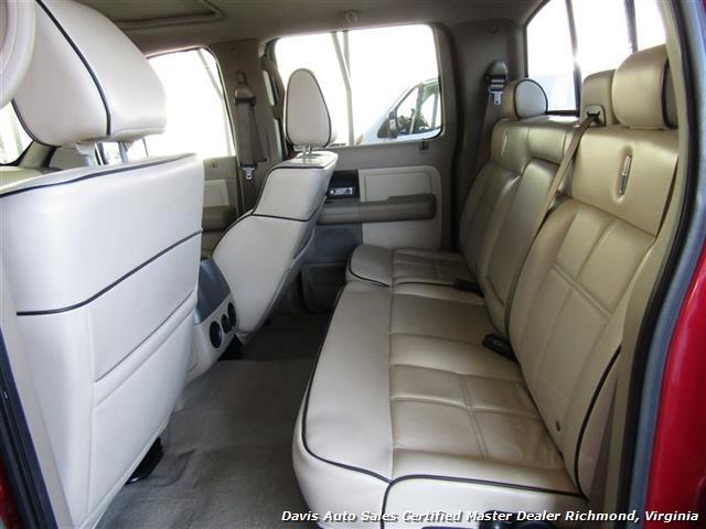2008 Lincoln Mark LT 4X4 Super Crew Cab Short Bed Luxury Loaded Rare - Photo 8 - Richmond, VA 23237