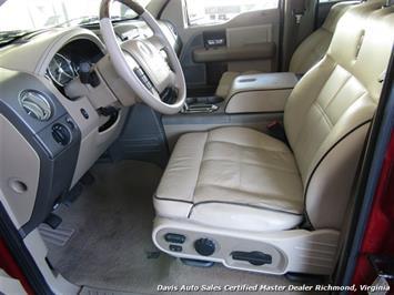 2008 Lincoln Mark LT 4X4 Super Crew Cab Short Bed Luxury Loaded Rare - Photo 5 - Richmond, VA 23237