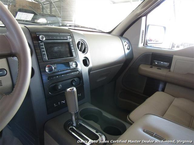 2008 Lincoln Mark LT 4X4 Super Crew Cab Short Bed Luxury Loaded Rare - Photo 9 - Richmond, VA 23237