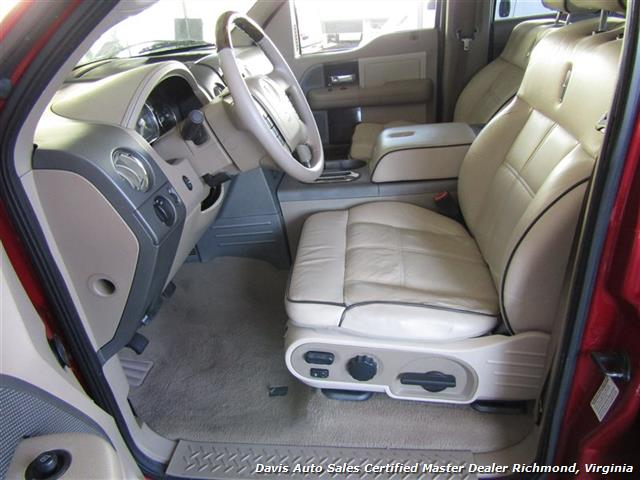 2008 Lincoln Mark LT 4X4 Super Crew Cab Short Bed Luxury Loaded Rare - Photo 24 - Richmond, VA 23237