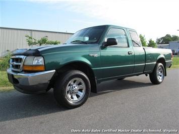 2000 Ford Ranger XL Truck