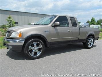2001 Ford F-150 XLT Truck