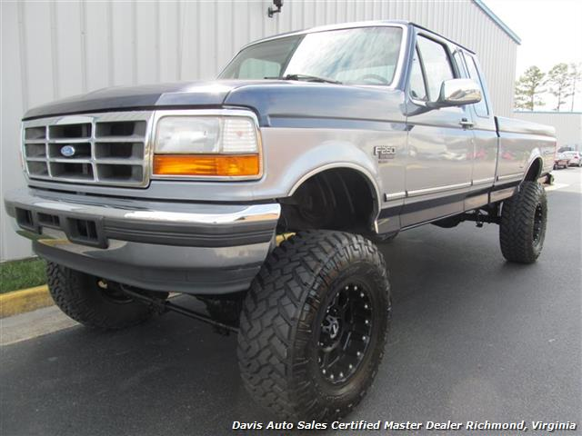 Davis Auto Sales Photos For 1994 Ford F 250 Xlt 4x4 Extended Cab