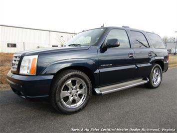 2005 Cadillac Escalade AWD 4X4 Fully Loaded SUV