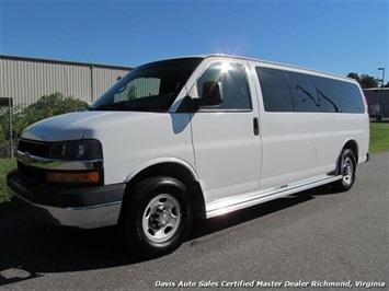 2009 Chevrolet Express LS 3500 Van