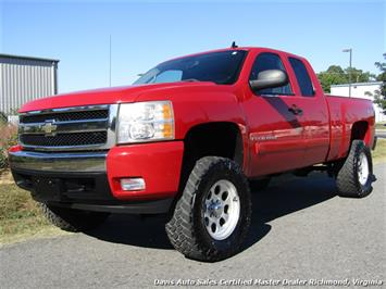 2008 Chevrolet Silverado 1500 LT Lifted 4X4 Quad Cab Short Bed Truck