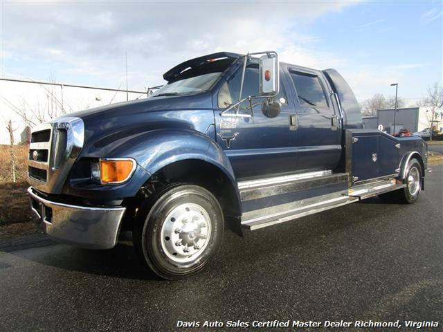 Ford F650 Xlt Super Duty >> 2005 Ford F 650 Super Duty Xlt Pro Loader Longhorn Crew Cab Western