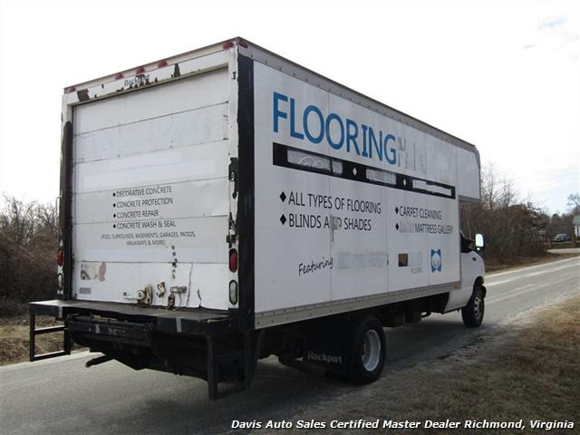 2005 Ford E-Series Van E-450 Super Duty Diesel 15 Foot Box Work Lift Gate - Photo 11 - Richmond, VA 23237
