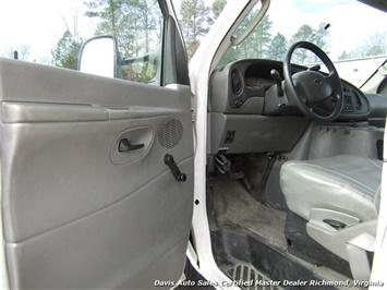 2005 Ford E-Series Van E-450 Super Duty Diesel 15 Foot Box Work Lift Gate - Photo 5 - Richmond, VA 23237