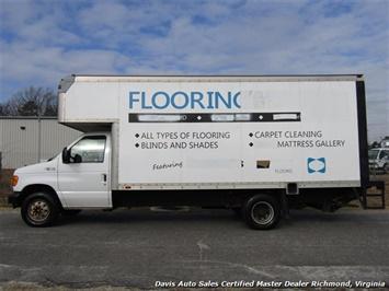 2005 Ford E-Series Van E-450 Super Duty Diesel 15 Foot Box Work Lift Gate - Photo 2 - Richmond, VA 23237