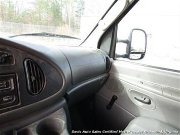 2005 Ford E-Series Van E-450 Super Duty Diesel 15 Foot Box Work Lift Gate - Photo 16 - Richmond, VA 23237