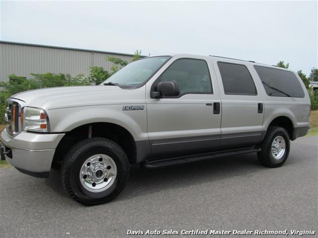 2005 Ford Excursion 4x4 Xlt V10