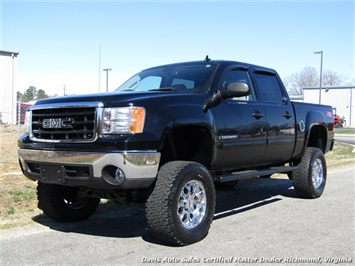 2007 GMC Sierra 1500 SLE Z71 Lifted 4X4 Crew Cab Short Bed Low Mileage Truck
