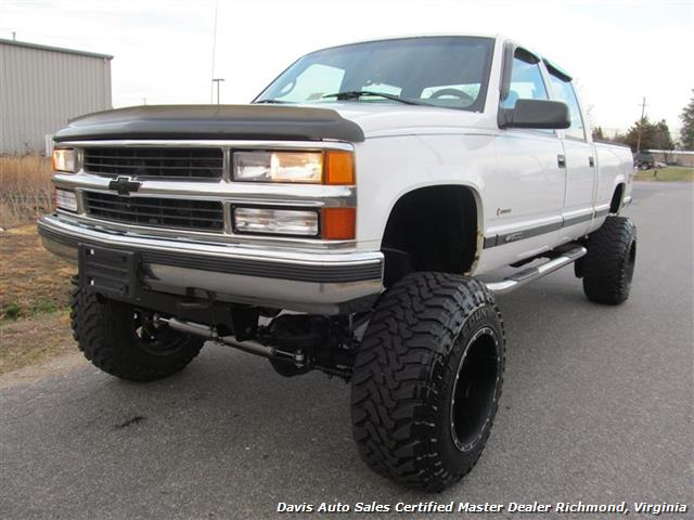 1998 chevrolet silverado 1500 c k centurion edition lifted. Black Bedroom Furniture Sets. Home Design Ideas