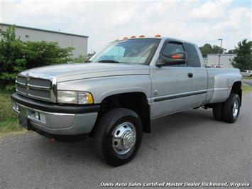 2001 Dodge Ram 3500 Laramie SLT 4X4 Dually Quad Cab Long Bed Truck