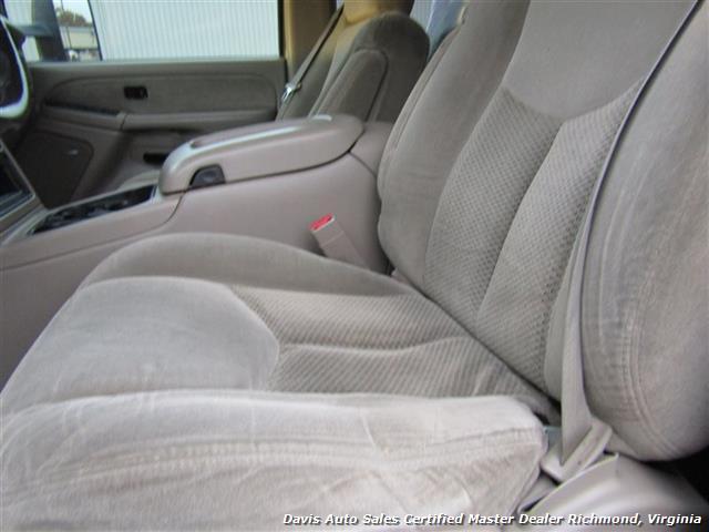 2003 Chevrolet Silverado 2500 HD LS Duramax Diesel Lifted