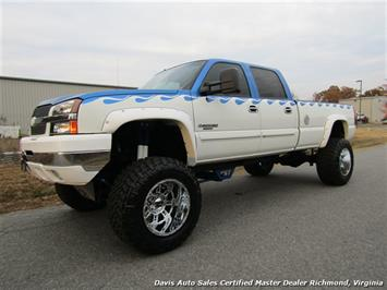 2003 Chevrolet Silverado 2500 HD LS Duramax Diesel Lifted 4X4 Crew Cab Long Bed Truck